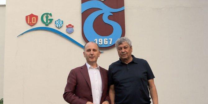 Lucescu'dan Trabzonspor'a ziyaret