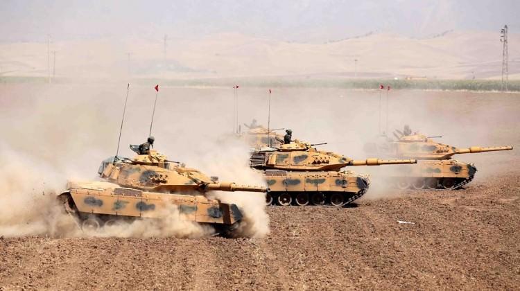 Hakkari Şemdinli Tekeli Üst Bölgesine Kuzey Irak'tan Saldırı