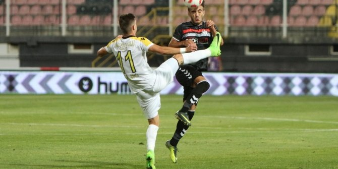 TFF 1. Lig: Manisaspor: 1 - İstanbulspor: 2