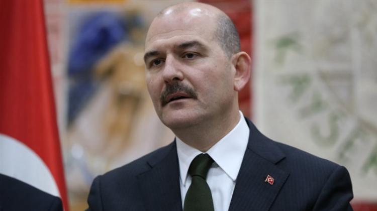 """Bakan  Soylu: """"Be akılsızlar bugüne kadar yaptığınız her şey Türkiye'yi zayıflatamadı"""""""