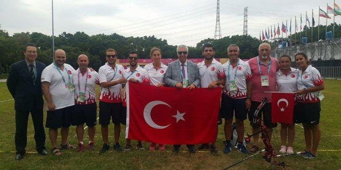 Uluslararası Üniversite Sporları Federasyonu'ndan Anadolu Üniversitesi öğrencilerine tebrik