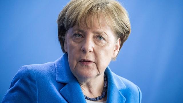 """Merkel: """"Hedefimize ulaştık"""""""