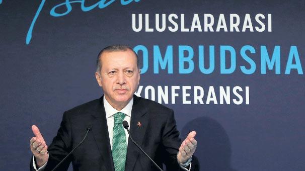 """Cumhurbaşkanı Erdoğan: """" Bir gece ansızın gelebiliriz"""""""