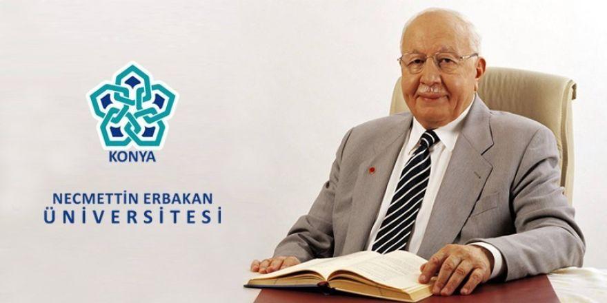NEÜ ölüm yıl dönümünde Erbakan'ı andı