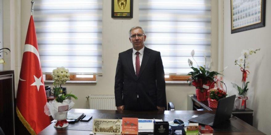 Kartepe'nin yeni zabıta müdürü Ali Özbayraklı