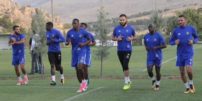 Evkur Yeni Malatyaspor'da Atiket Konyaspor mesaisi başladı