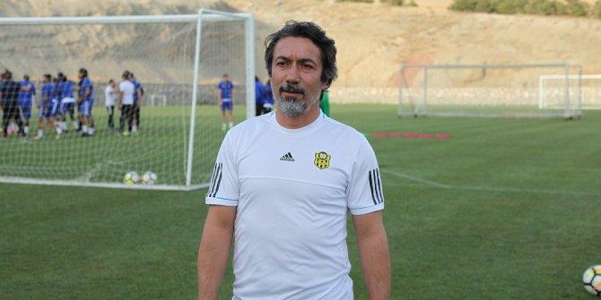 """Sportif Direktör Ravcı: """"Oyuncu grubunu iyi tanıyoruz"""""""