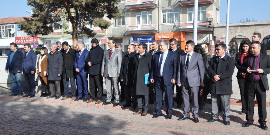 Sorgun'da Vergi Haftası kutlamaları başladı
