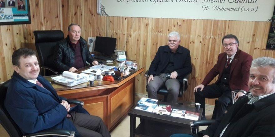 Büyükşehir, muhtarlıklara yönelik mahalle ziyaretlerine devam ediyor