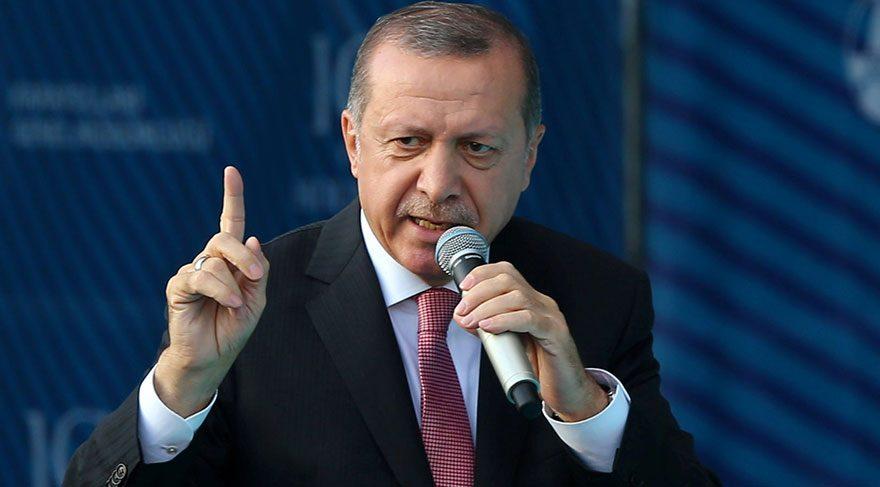 """Cumhurbaşkanı Resti Çekti """"Size İhtiyacımız Yok"""""""