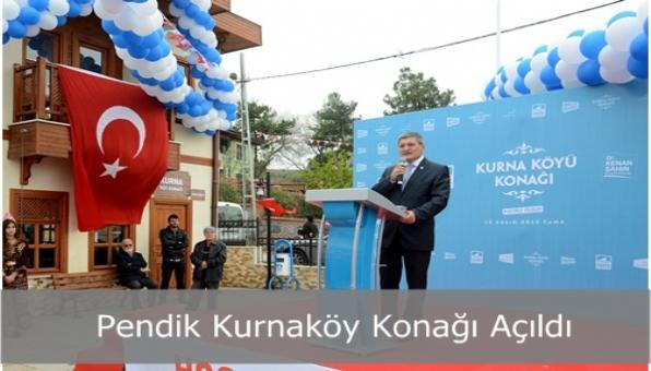 Pendik Kurnaköy  Konağı Açıldı