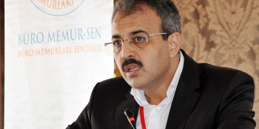Büro Memur-Sen'den sivil itaatsizliğe devam kararı