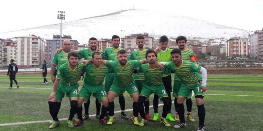 Afşin İşitme Engelliler Futbol Takımı: 2 - Adıyaman Belediyesi İşitme Engelliler Futbol Takımı: 6