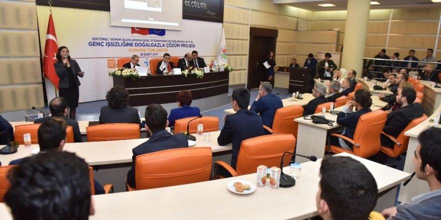 Akdeniz Belediyeler Birliği'nden gençlere istihdam desteği