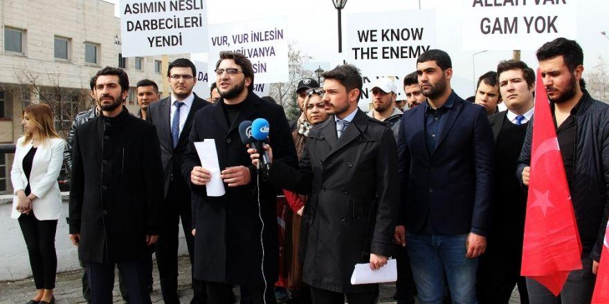 AK Parti Gençlik Kolları Genel Başkan yardımcısı Enes Günay;