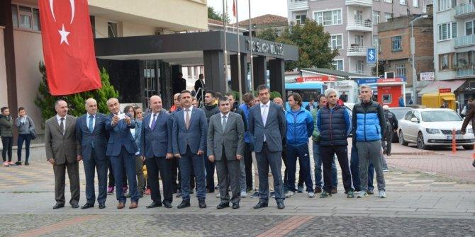 Sinop'ta Amatör Spor Haftası