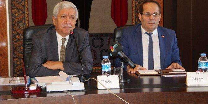 Isparta'da bin 66 yatırım projesi bulunuyor