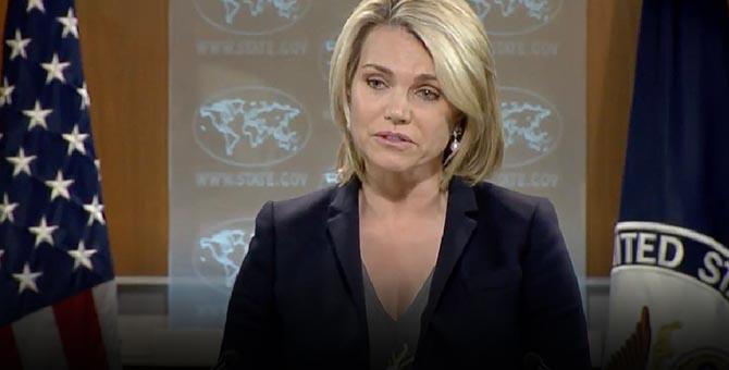 ABD Dışişleri: Elçilik çalışanının tutuklanması hayal kırıklığı yarattı