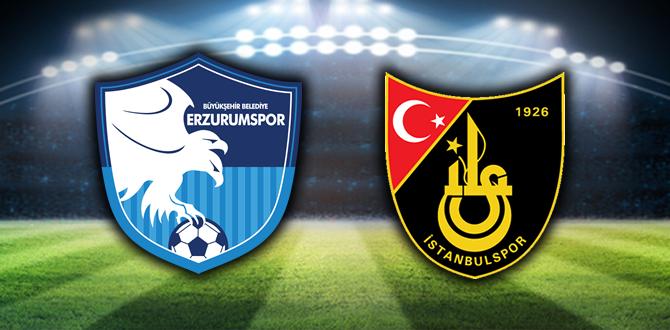 BB Erzurumspor İstanbulspor Geniş Maç Özeti İzle
