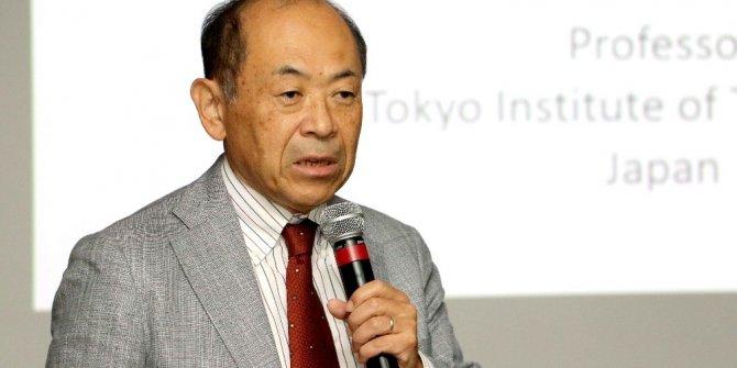 Japon Profesör'den ders niteliğinde çevre konferansı