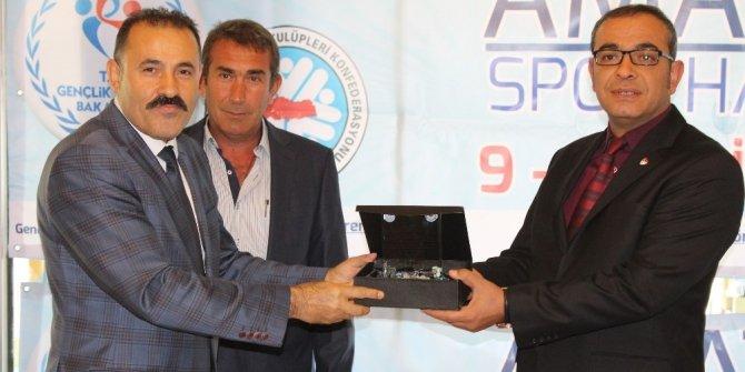 Karaman'da Amatör Spor Haftası etkinlikleri