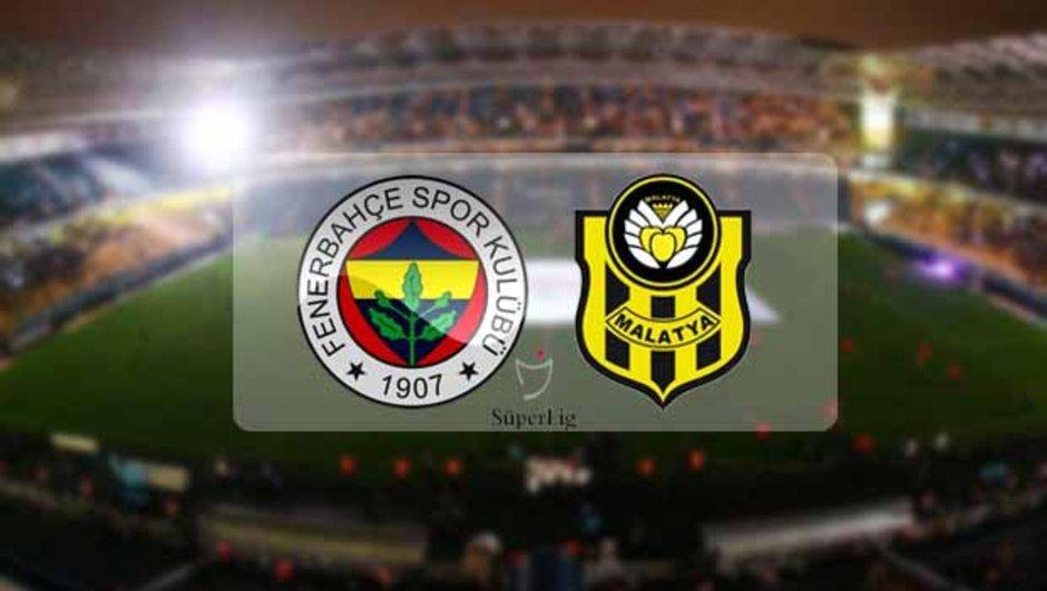 Fenerbahçe Yeni Malatyaspor Maçı Canlı İzleme Linki