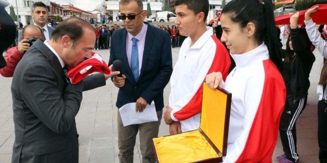 Atatürk'ün Yozgat'a gelişinin 93. yılı kutlandı