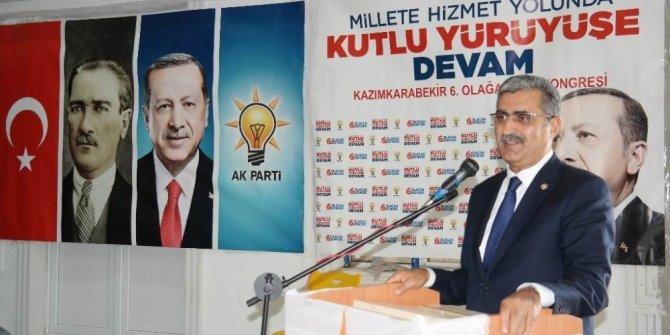 """Konuk: """"2019'da Türkiye'ye bir eşik daha atlatacağız"""""""