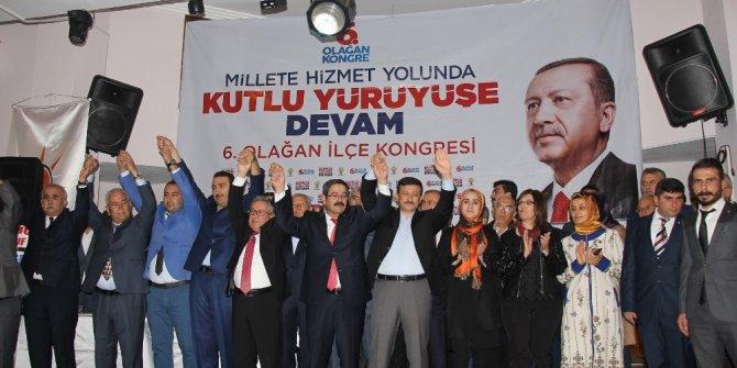 AK Parti Bucak'ta kongre heyecanı