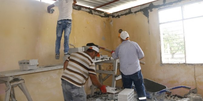 Akdeniz Belediyesi'nden ihtiyaç sahibi ailelere yardım eli