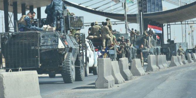 Kerkük'te Irak Ordusu ile Barzani Arasında Çatışmalar Başladı