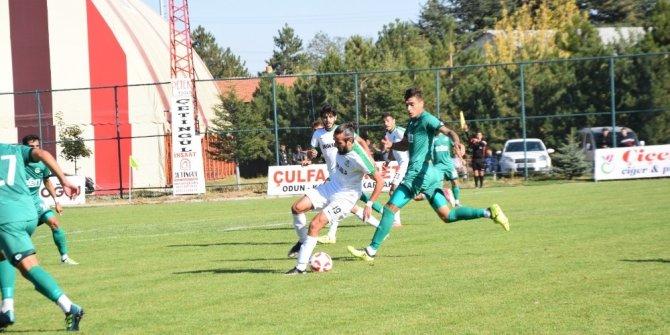 Bölgesel Amatör Lig: Şuhut Belediye Hisarspor:0-Bozdoğan Belediyespor:1