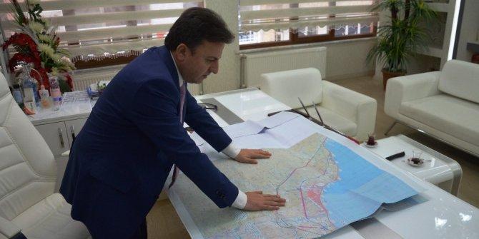 Çevre yolu Fatsa'nın çehresini değiştirecek