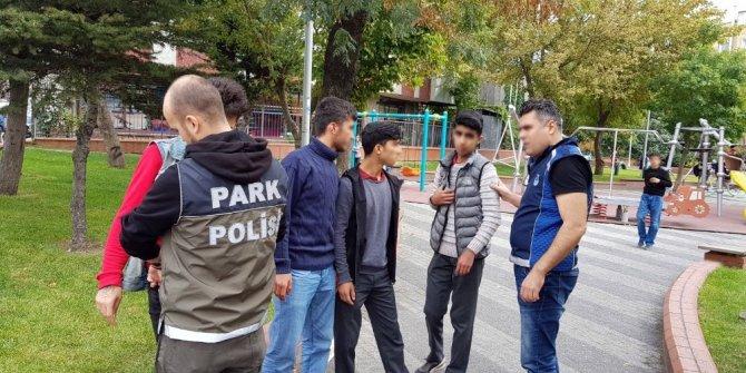 Güngören'de parklar daha güvenli