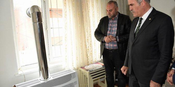 Bursa'da hava kirliliğine son