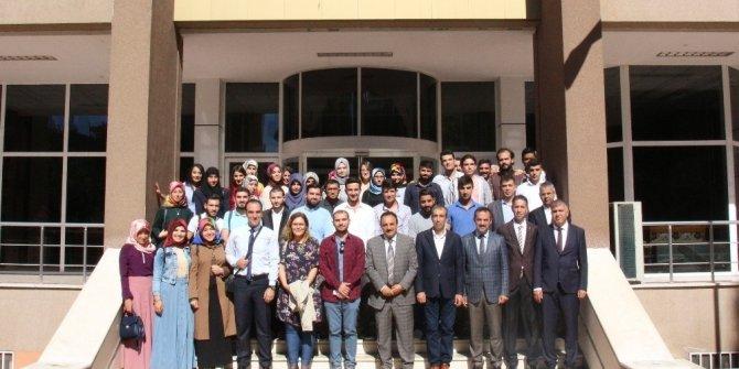 Öğrenciler Uluslararası Kitap Fuarına katıldı