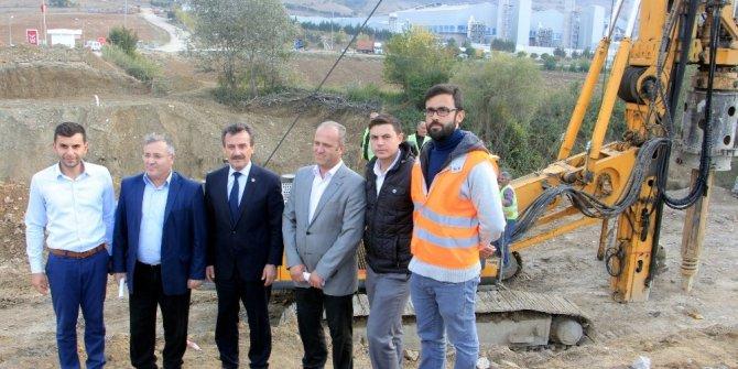 Yenişehir OSB'ye yeni köprü