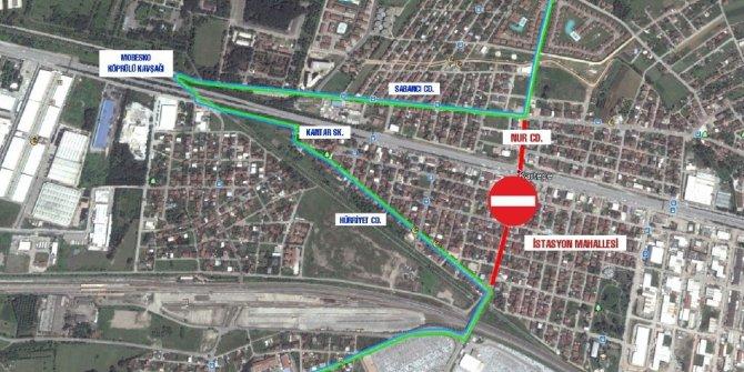 Köseköy Köprülü Kavşağı'nda trafik düzenlemesi