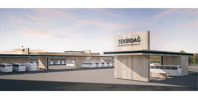Tekirdağ'a modern otobüs terminali yapılacak