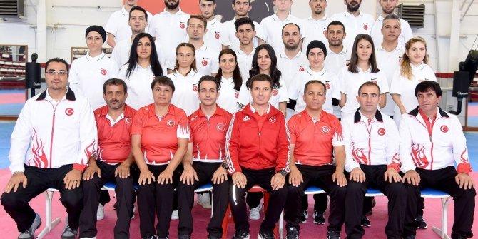 Osmangazili para taekwondocunun hedefi dünya şampiyonluğu