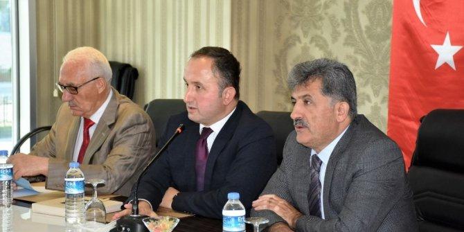 Türkiye'nin Olgunlaşma Enstitüleri Samsun'da bir araya geldi