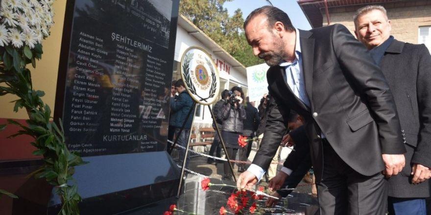 Üsküdar Deniz faciasında hayatını kaybedenler İzmit'te anıldı