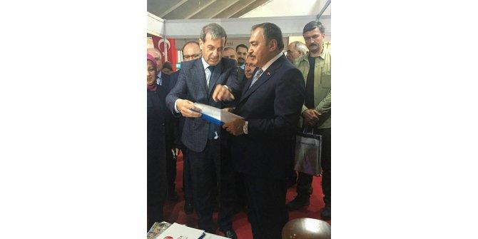 """""""Gölcük Kır Evleri"""" projesine Bakan Eroğlu'ndan destek"""