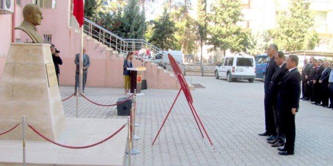 Araban'da Muhtarlar Günü törenle kutlandı