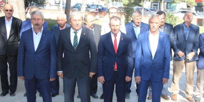 Osmaneli de 19 Ekim Muhtarlar Günü kutlandı