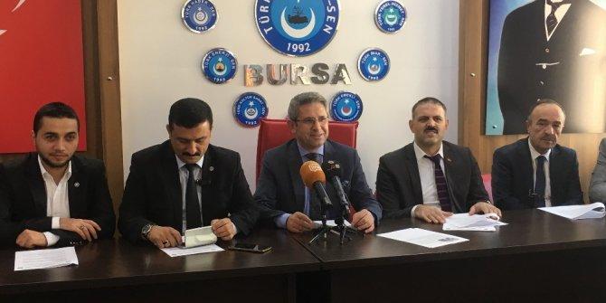 Nikah kararına Türk Diyanet Vakıf-Sen Bursa Şubesi'nden destek