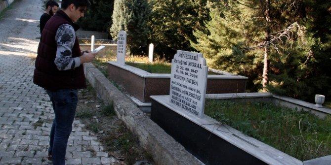 Büyükşehir Mezarlık Bilgi Sistemi hizmete giriyor