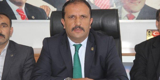 """BBP Sivas İl Başkanı Bulut: """"Kutlu yürüyüşe devam edeceğiz"""""""