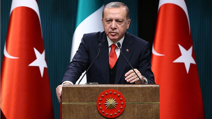 Cumhurbaşkanı Erdoğan 3 Belediye başkanı istifa edecek dedi