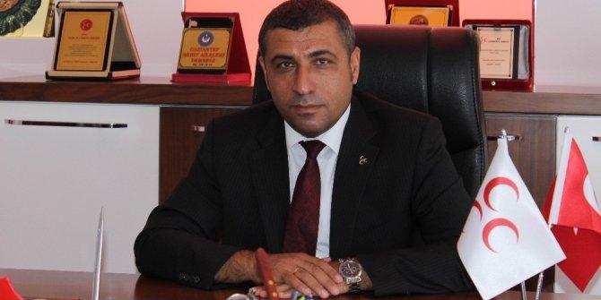 Taşdoğan'dan Gazeteciler Günü'ne kutlama